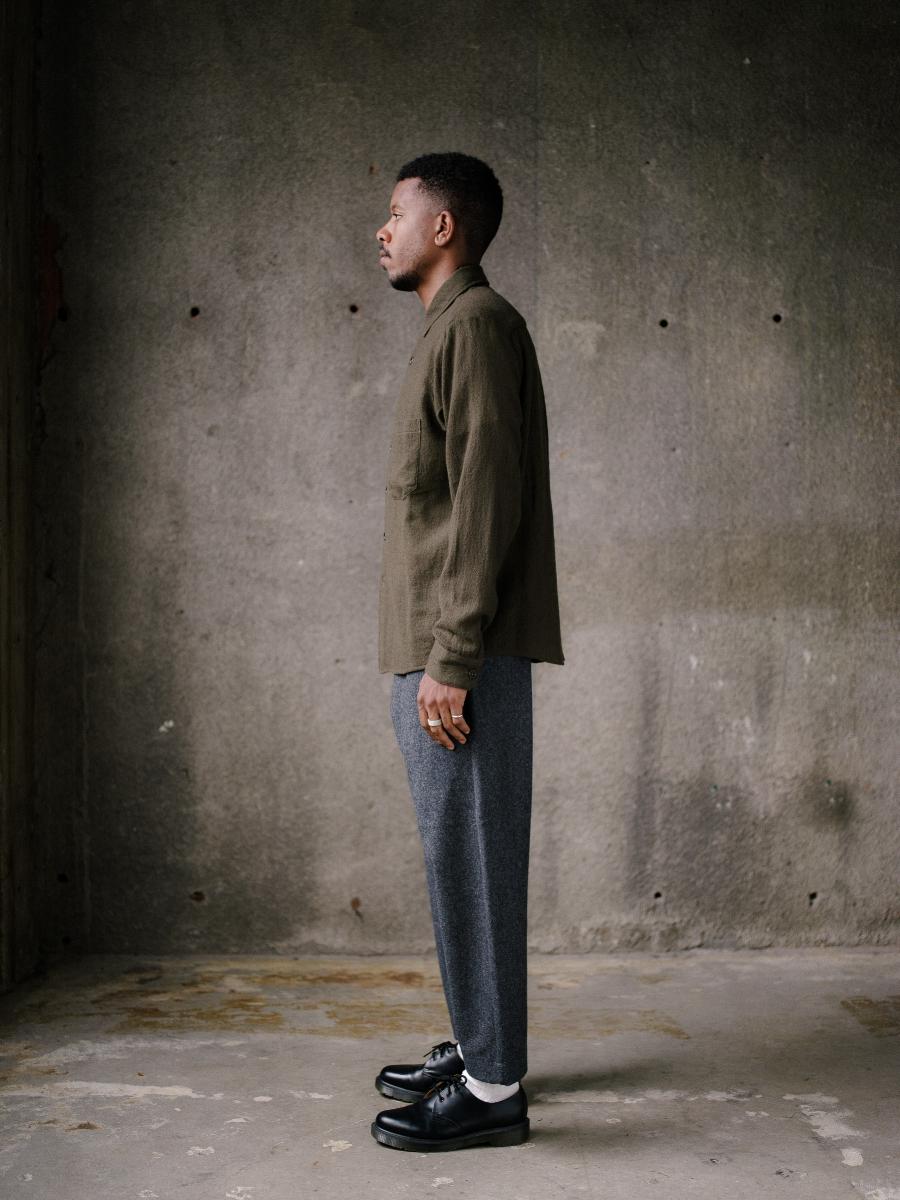 evan-kinori-two-pocket-shirt-wool-gauze-4