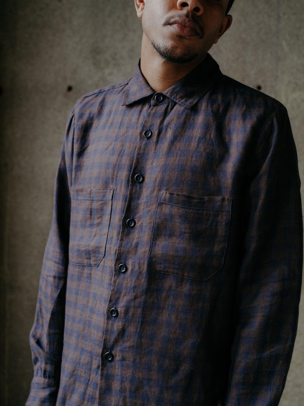 evan-kinori-two-pocket-shirt-emblem-linen-6