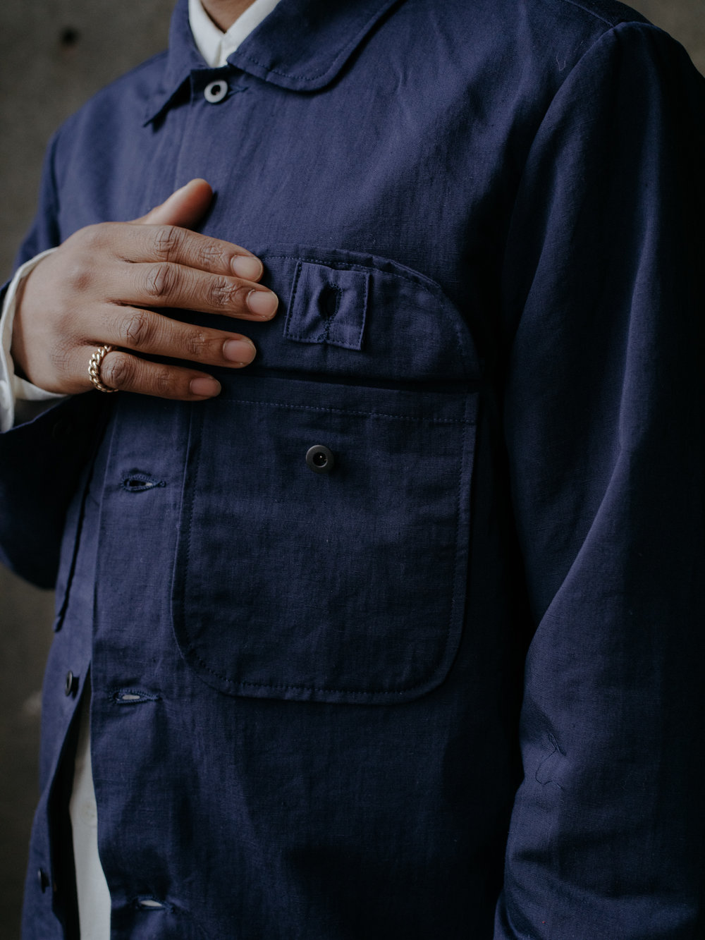 evan-kinori-field-shirt-nylon-linen-7