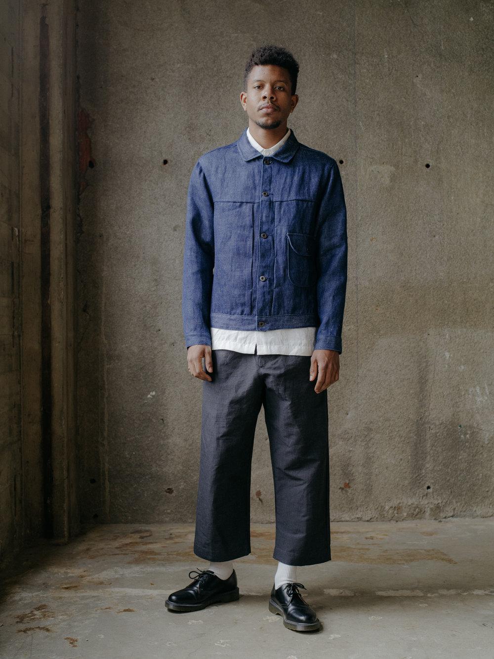 evan-kinori-pleated-jacket-hemp-denim-2