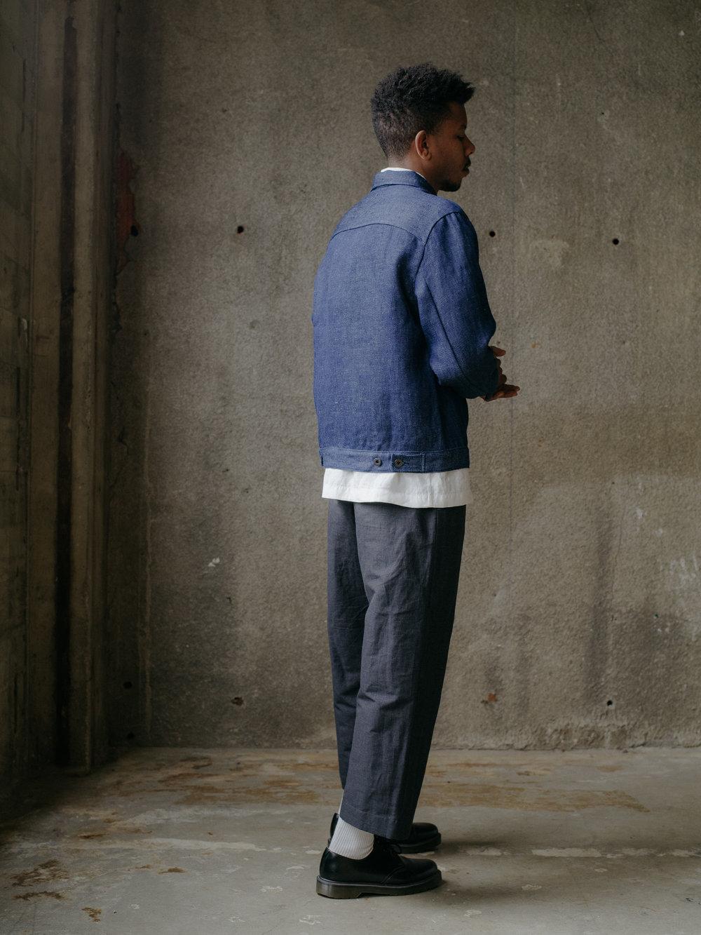 evan-kinori-pleated-jacket-hemp-denim-6