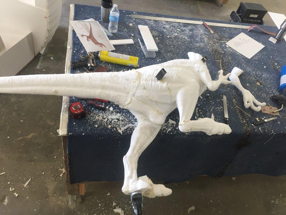 Raptor build 8.JPG