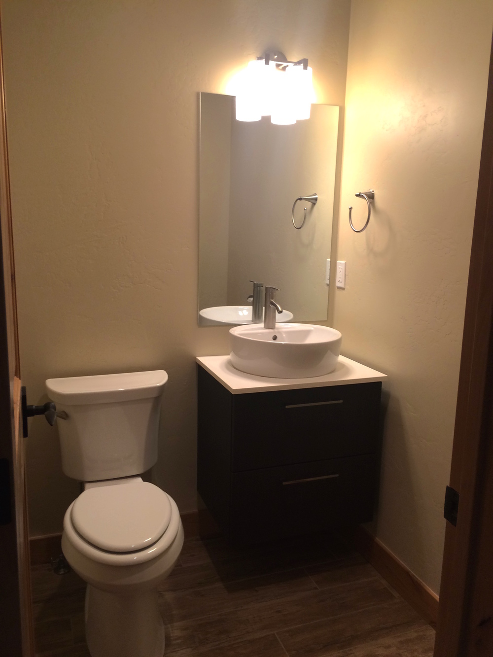 Main Level Half-Bath