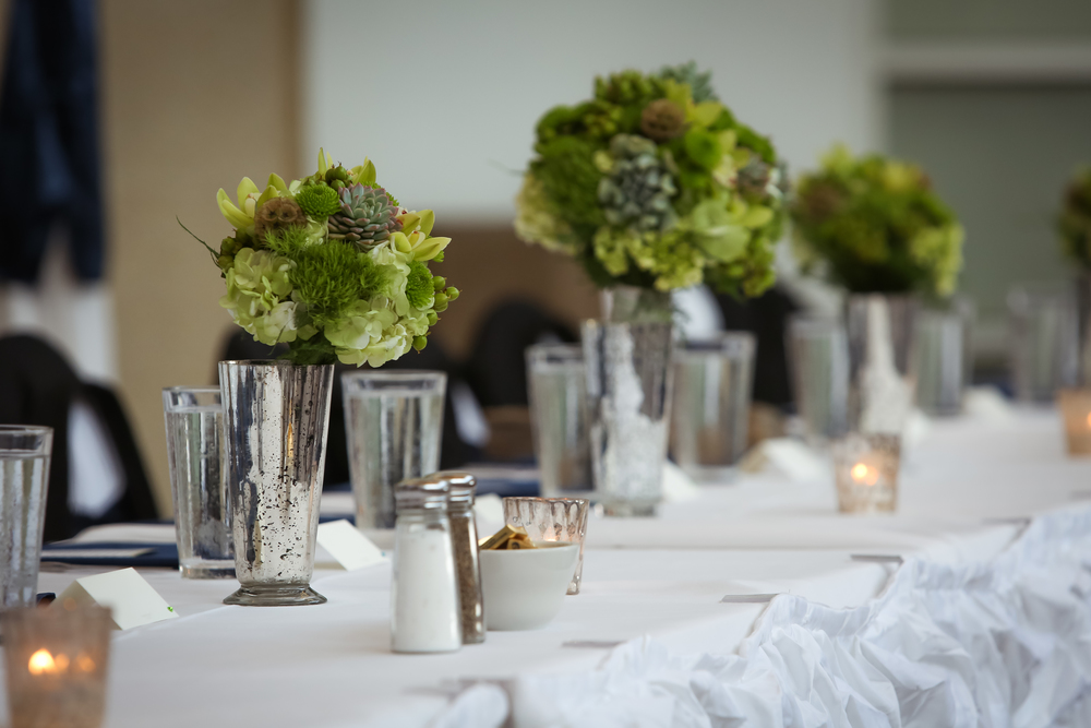 SOCIAL EVENTS    Want chair covers to dress up an anniversary party? The perfect centerpieces and table dressings for an upcoming garden party? Whatever your plan, we'll help execute gatherings that glitter.
