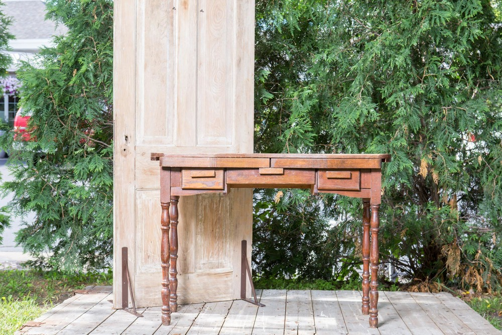 Vintage Console Table 20-