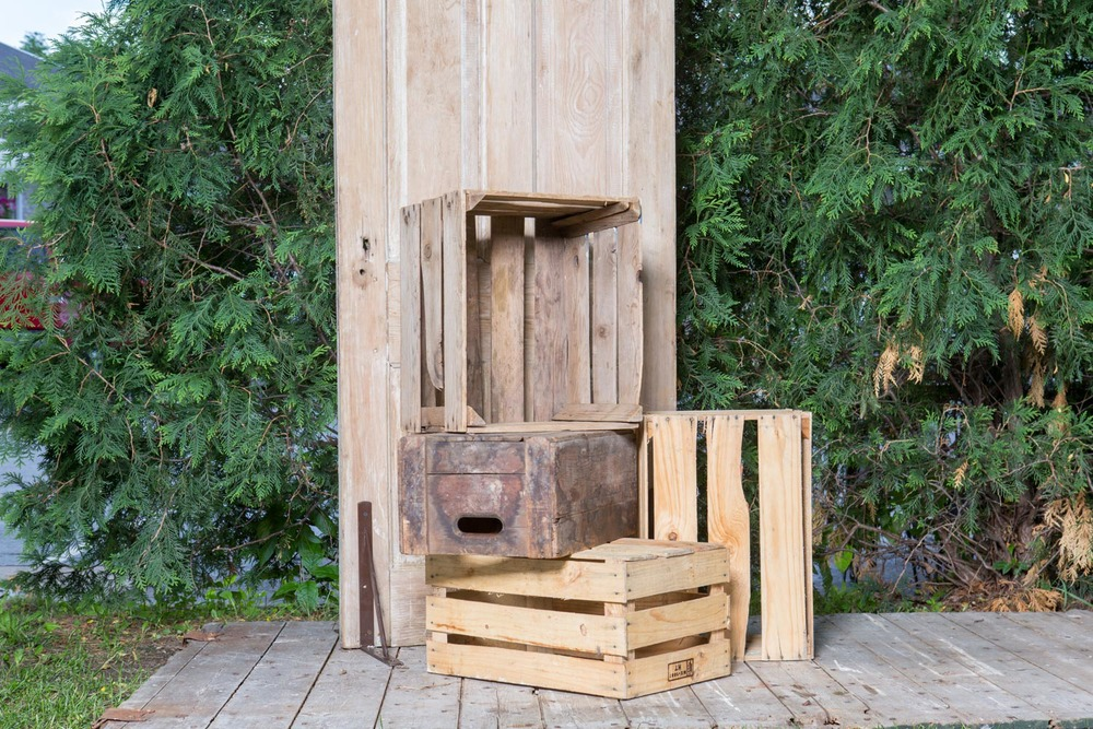 Wooden Crates starting at 3-