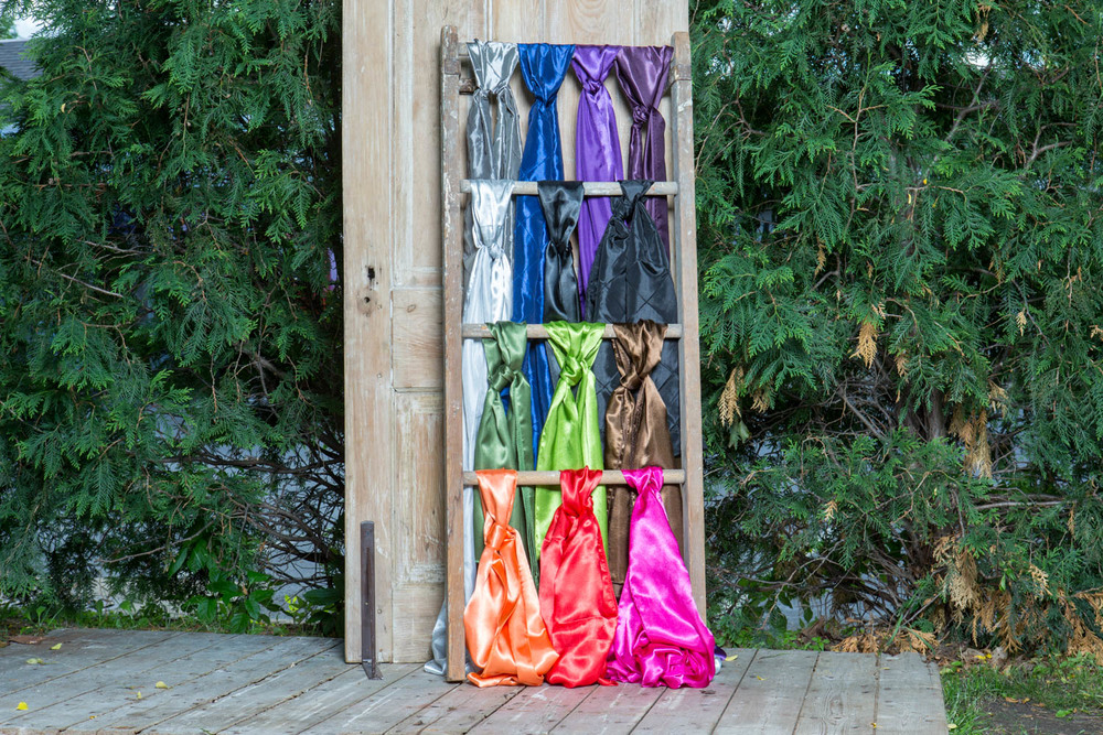 Sashes 2-  Shop in store for colors.