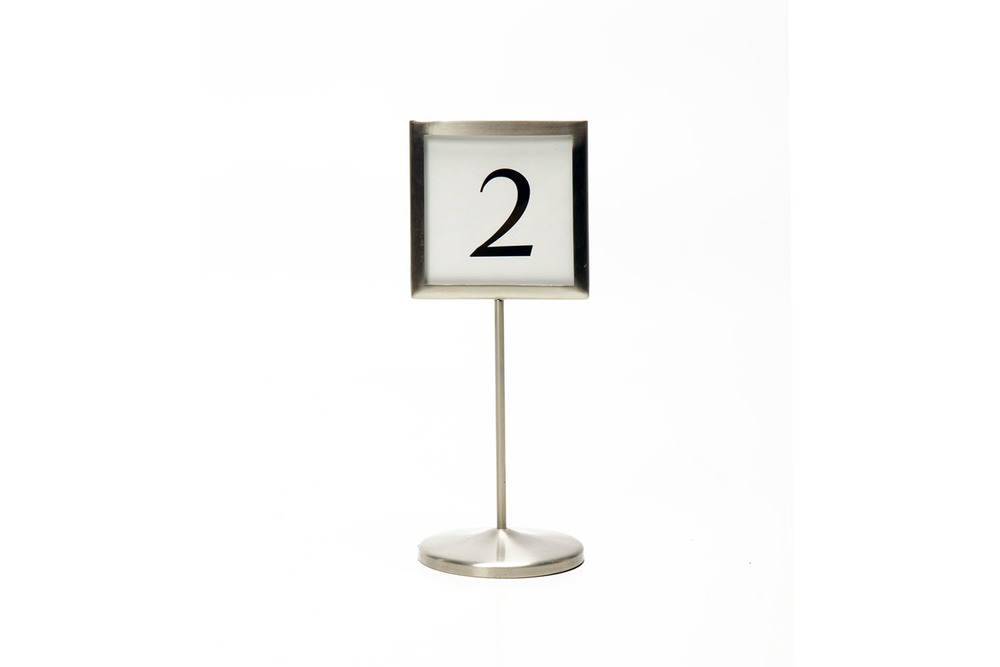 Pedestal Table Number 2-
