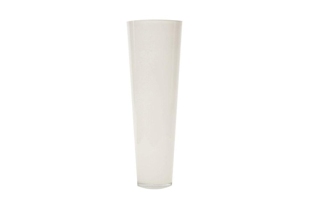 White Vase (20x6) 6-