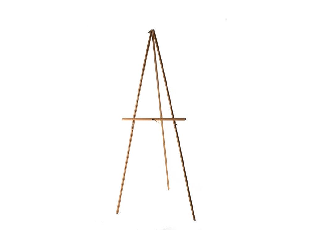 Wood Easel 5-