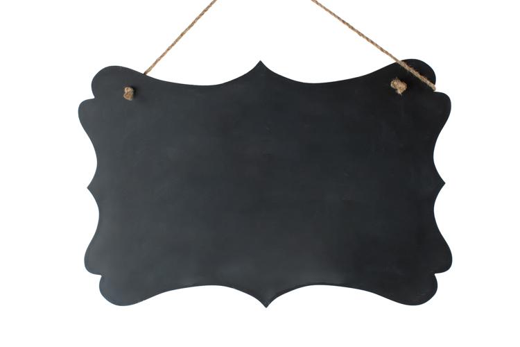 Bracket Chalkboard 8-