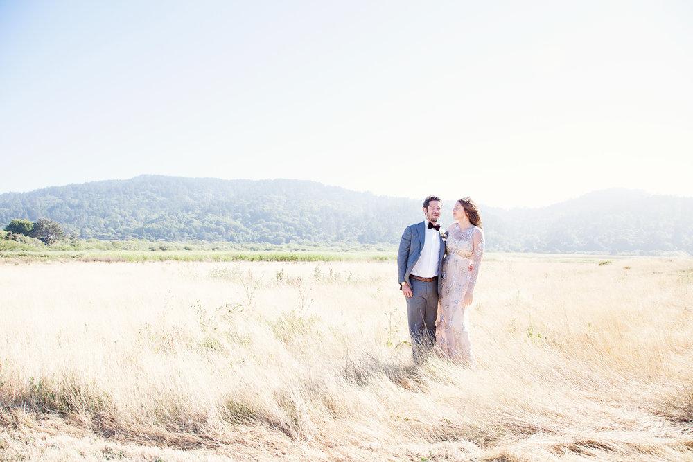 Javanne & Anthony - Point Reyes, California