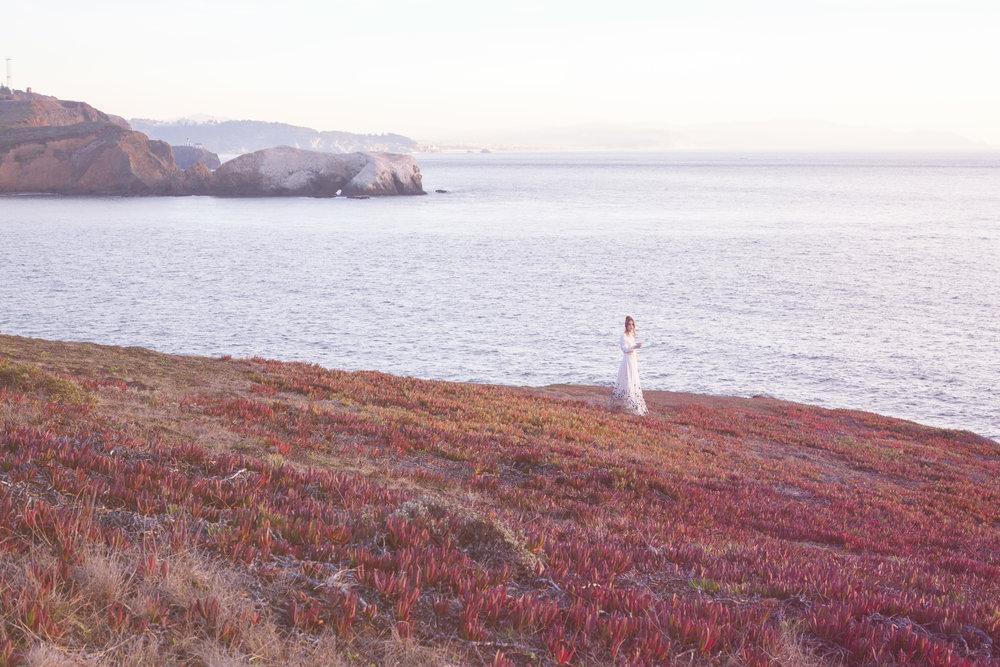 Bridal Shoot - Marin Headlands, California