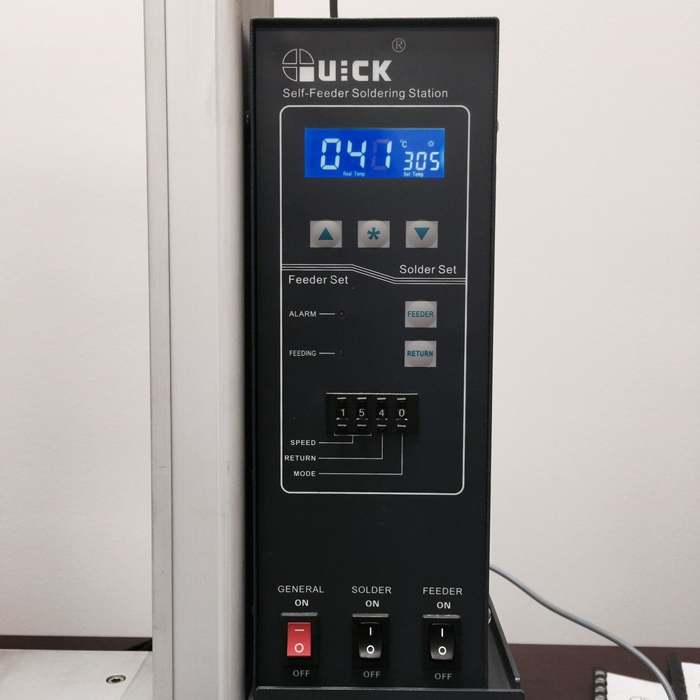 QUICK 378CA Power Supply