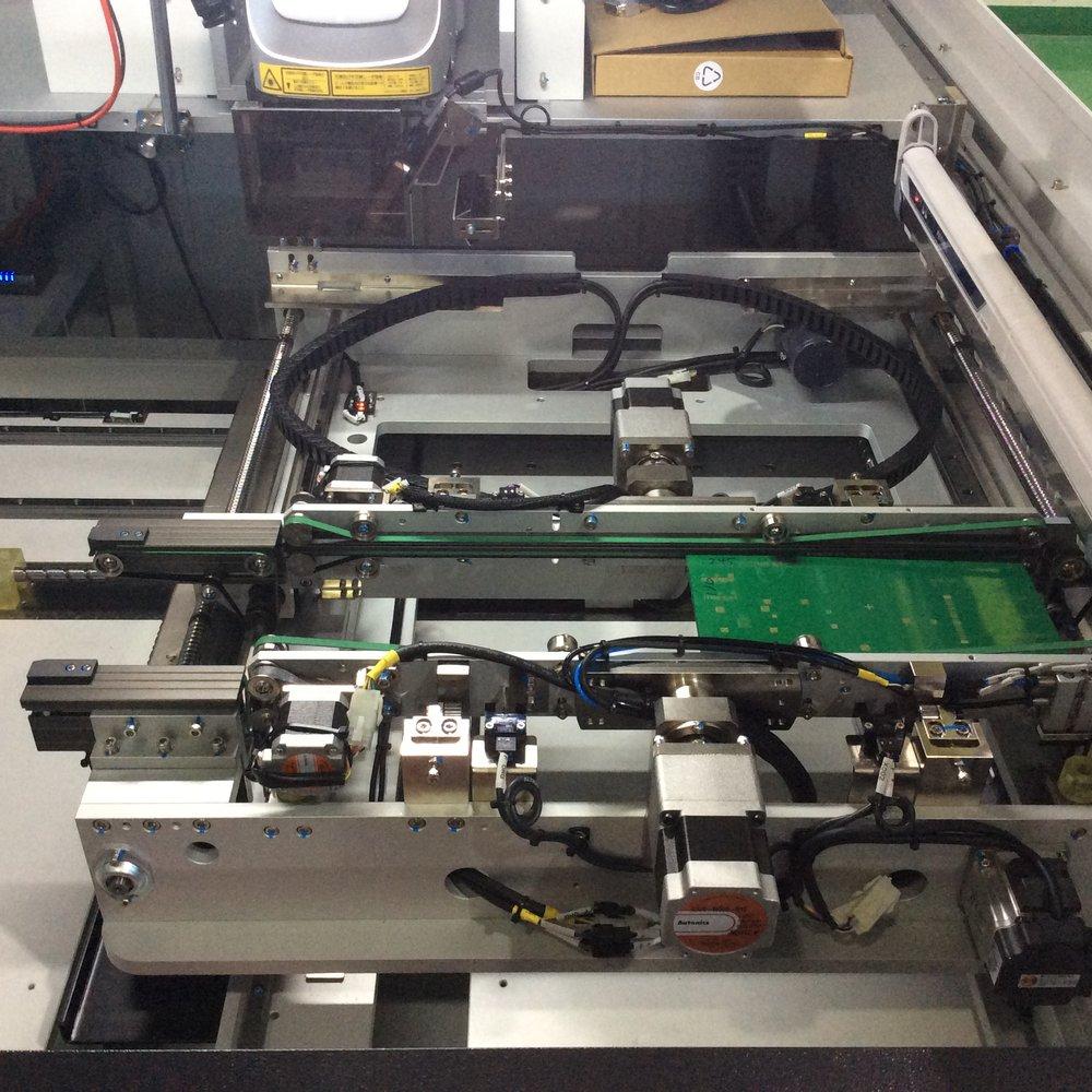 PROMATION Laser Marking Machine PCB Platform