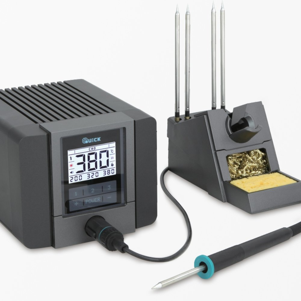 QUICK TS1200 Hand Soldering Stations On-Sale Now!