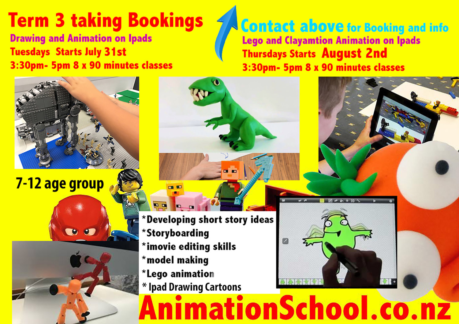 ANIMATIONSCHOOL.CO.NZ