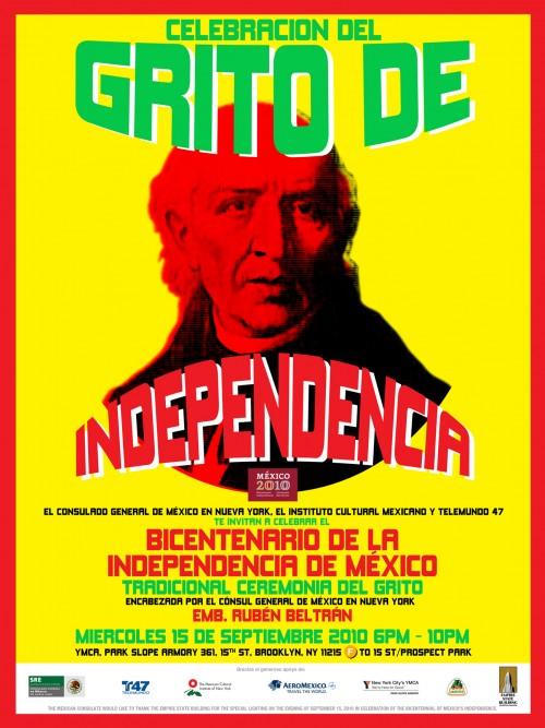Grito de Independencia