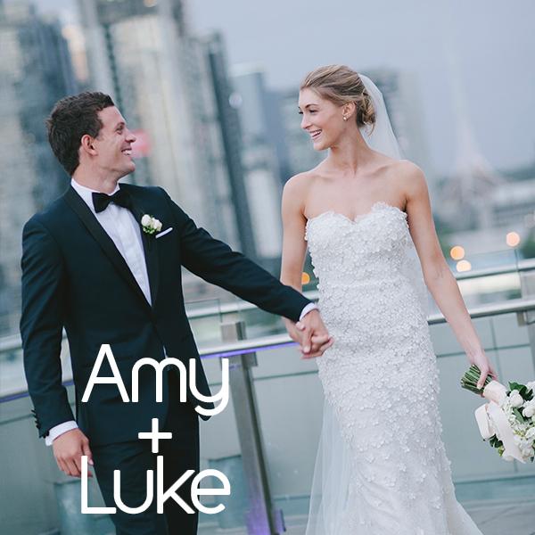Melbourne Wedding  //  Luminare