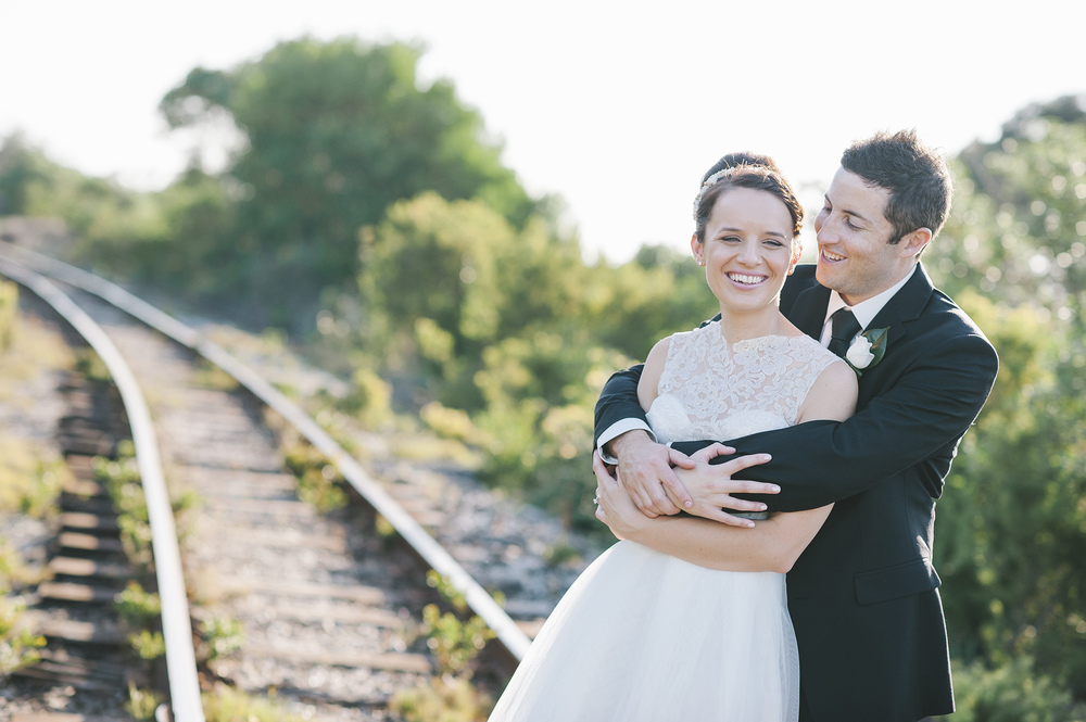 Amy + Rhys      Real Wedding     Bellarine Peninsula
