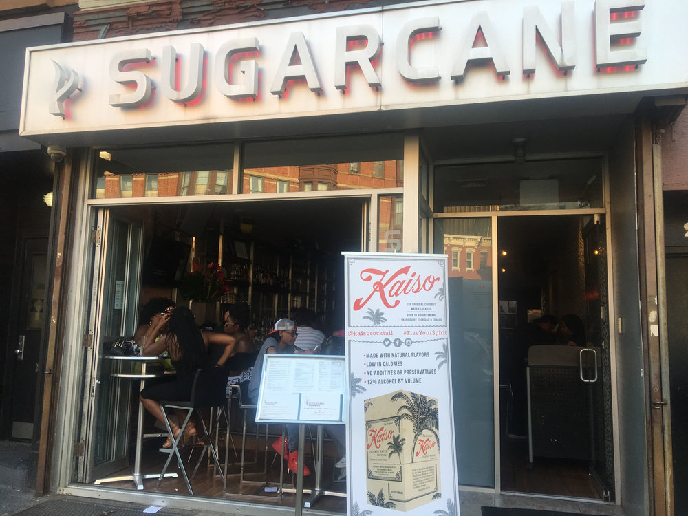 Sugarcane Bar & Restaurant  238 Flatbush Ave Brooklyn, NY 11217 Ph: (718) 230-3954