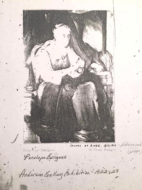 Penelope Burgess