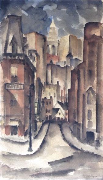 Albany Street