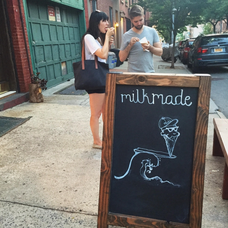 milkmade storefront