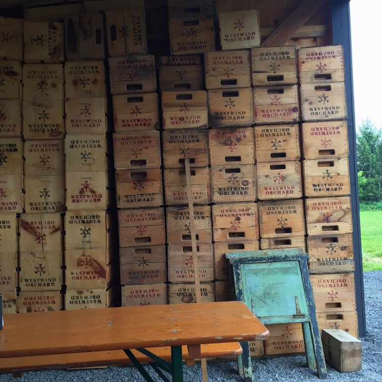 westwind orchard crates