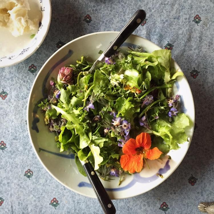 aspen salad