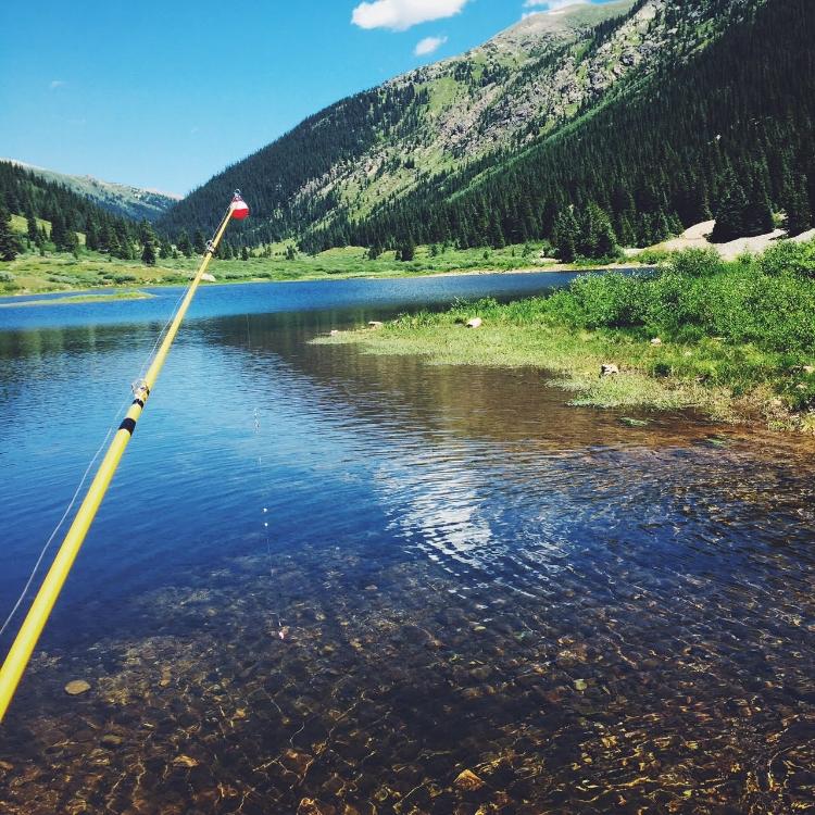 aspen fishing