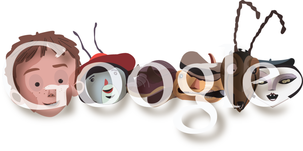 Google Banner_ James and The Giant Peach II
