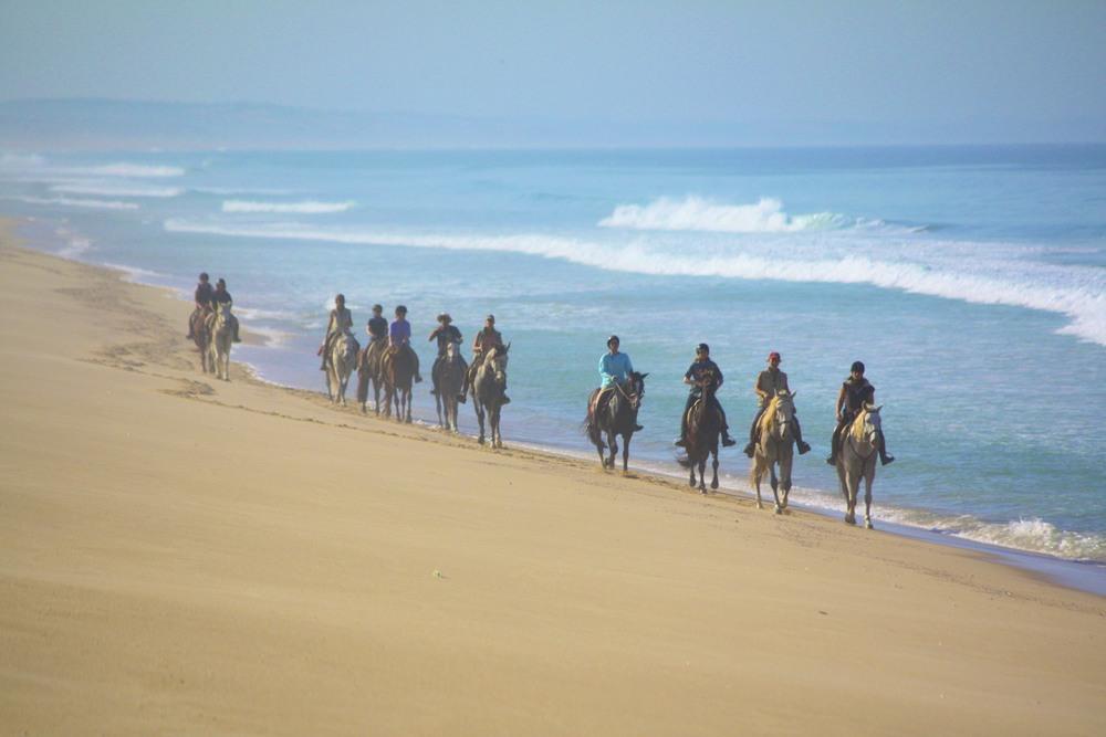 Alentejo beach ride