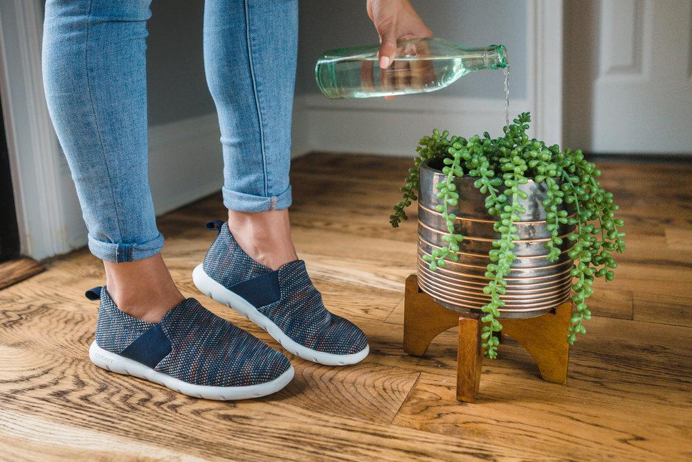 isotoner slippers lifestyle