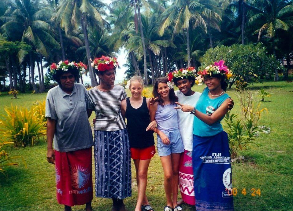 2. Fiji - 2000