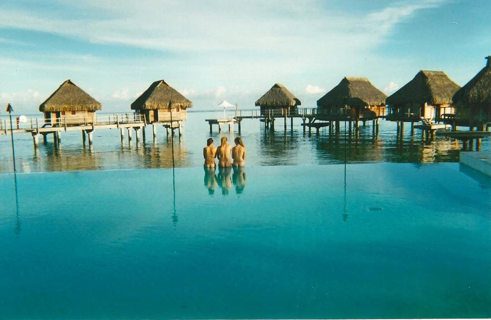 3. Moorea, Tahiti - 2002