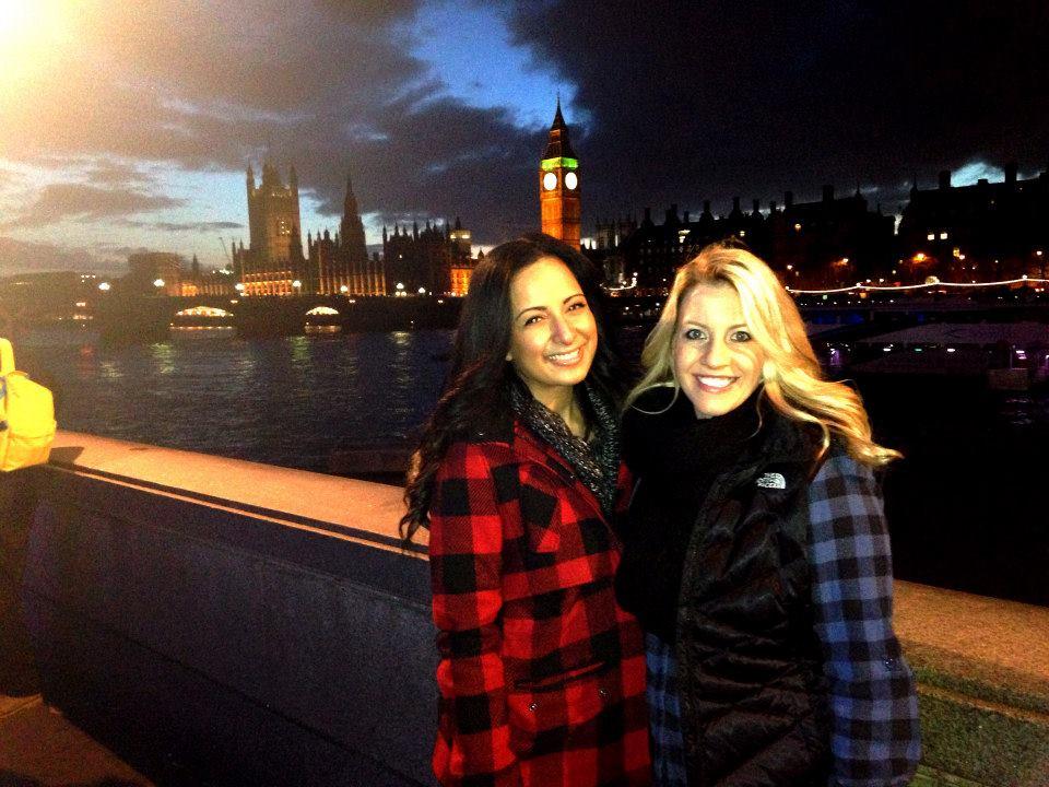 London, England - 2014