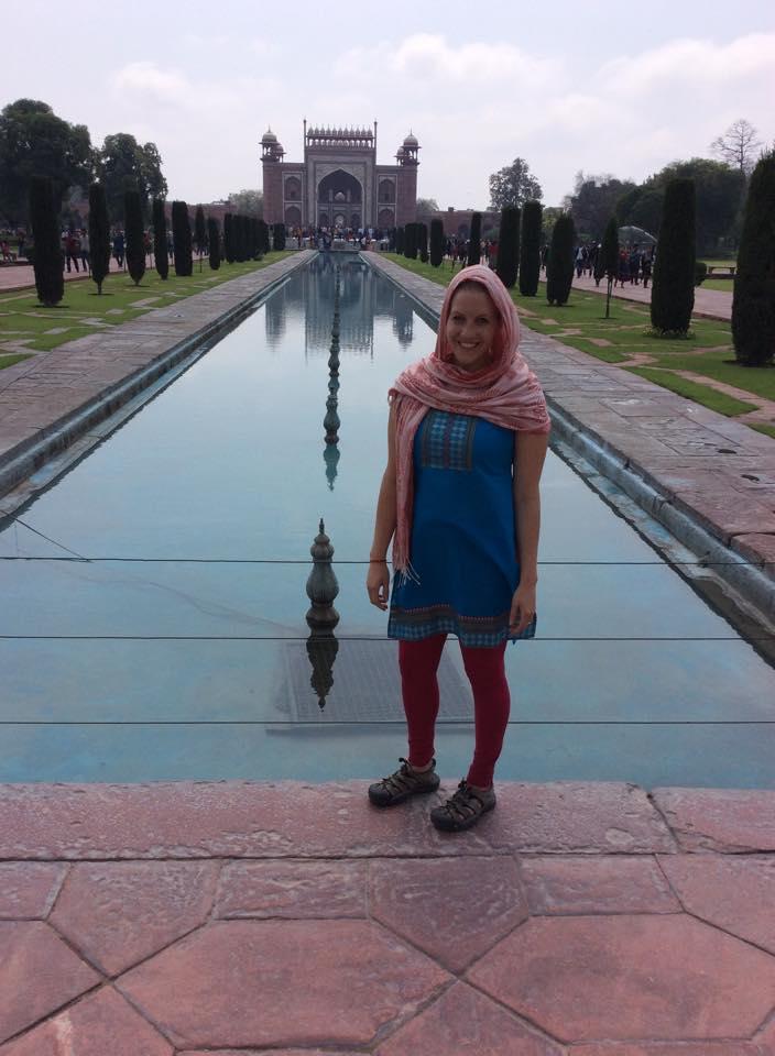 Agra, India - 2015