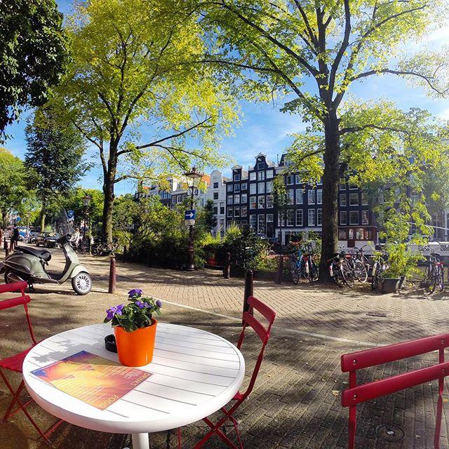 Happy Saturday🍃🍁🌍 #amsterdam #travel #smile #worldtraveler #bestoftheday #gopro