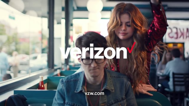 Verizon Selena Gomez Play It Again Terra Cloyes
