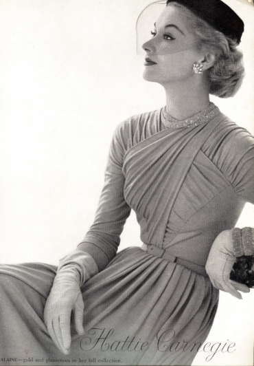 American Fabrics, Summer 1951