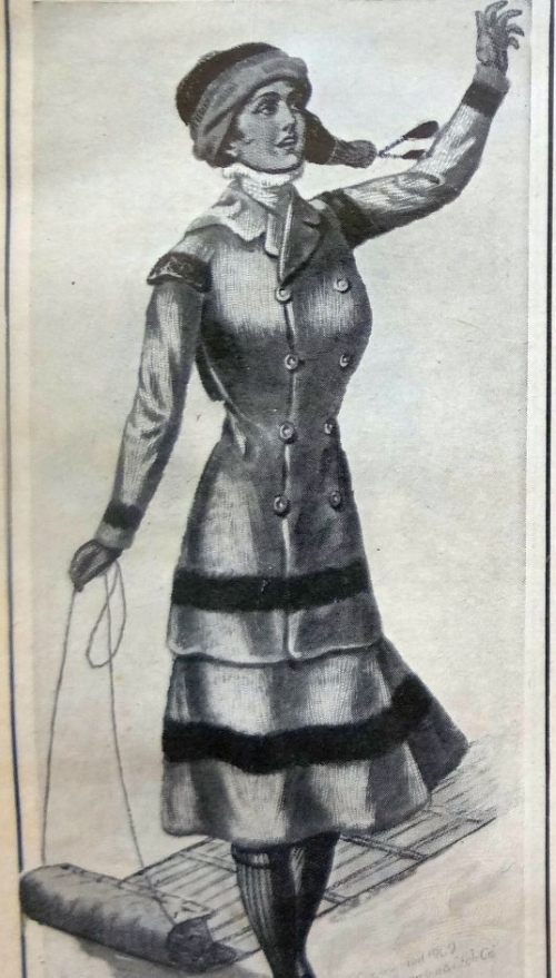 From 1910 A & F catalog