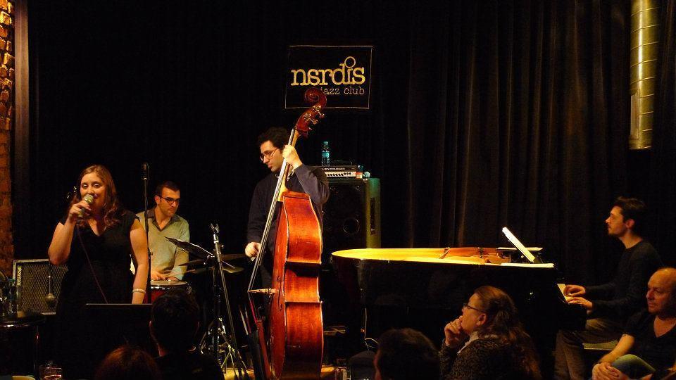 Live, Nardis Jazz Club. Istanbul, 2012