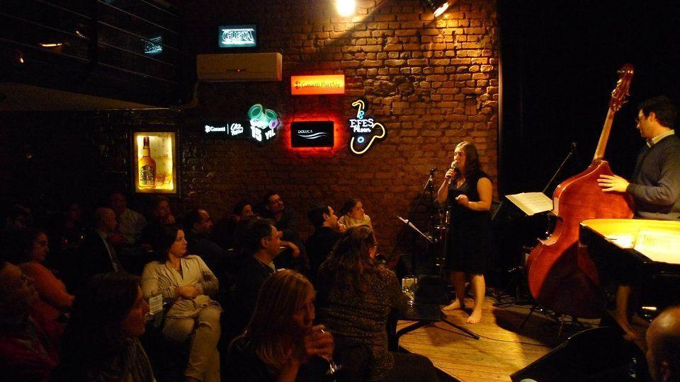 Live, Nardis Jazz Club.  Instanbul, 2012.