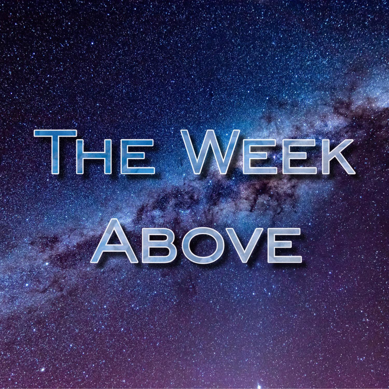 The Week Above - January 14th - 21st 2019 — Arthur Lipp-Bonewits