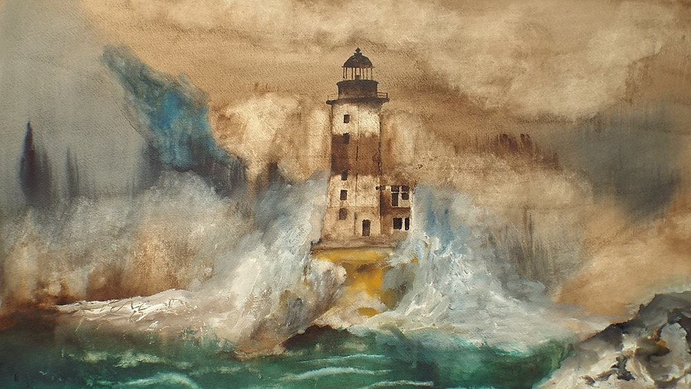 Lighthouse  Sold