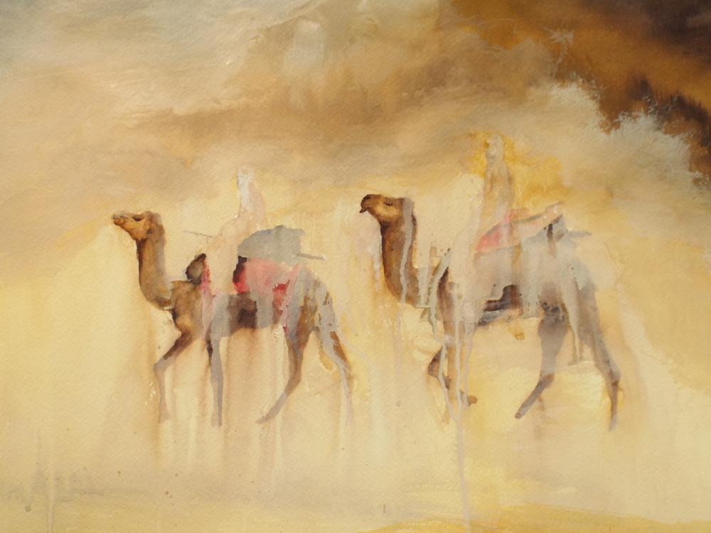 Camels I  Sold