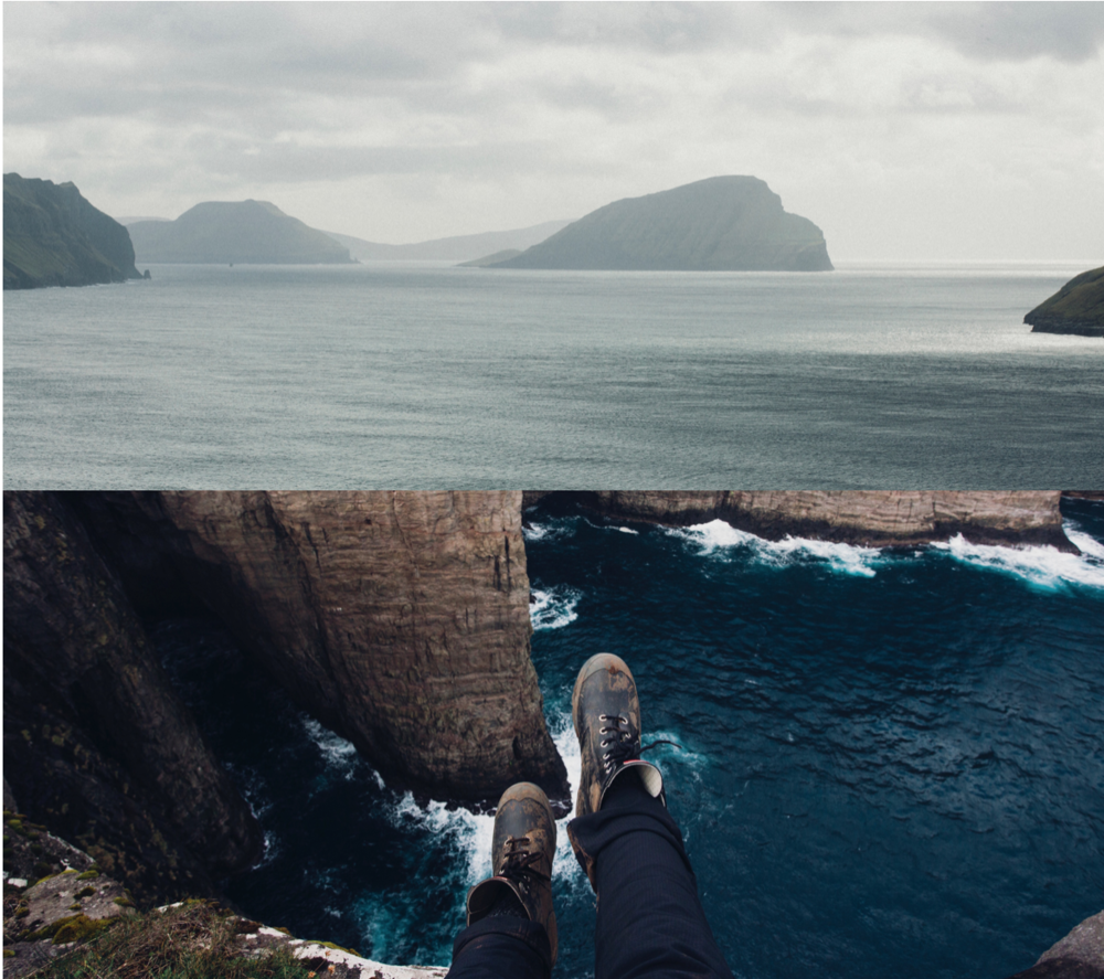 FAROE ISLANDS - VIKINGS, SHEEP & DRAMATIC OCEAN VIEWS
