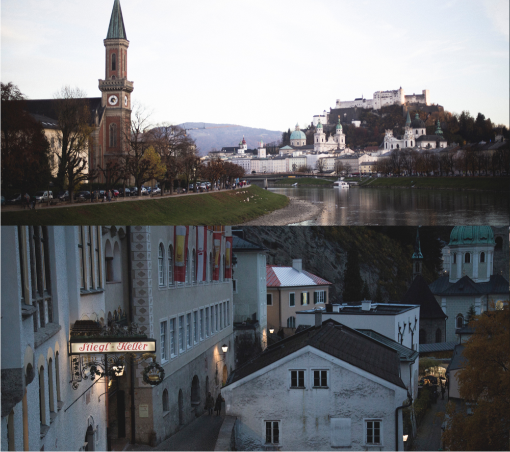 SALZBURG - THE ALPS, MOZART & THE SOUND OF MUSIC
