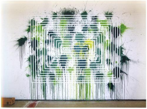 Santiago Cucullu, Green Hell, 2015